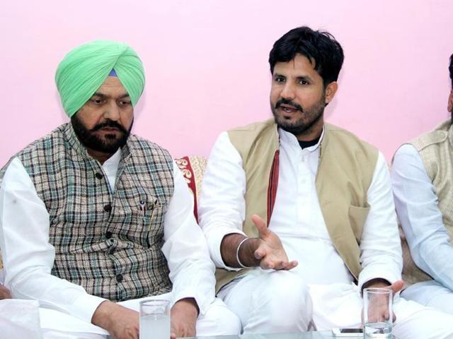 SAD-BJP,Amrinder Singh Raja Warring,Harminder Singh Jass