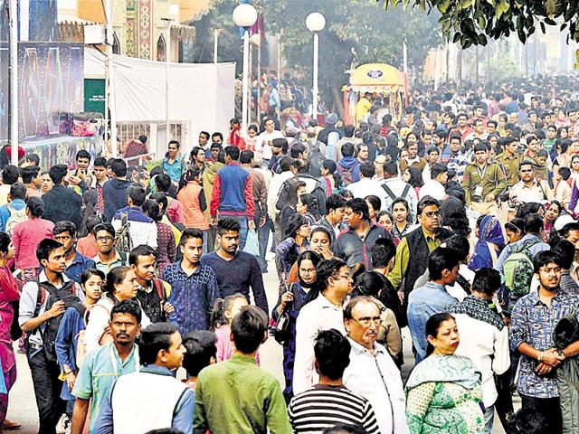 The 14-day fair organised at Pragati Maidan came to an end on Friday.