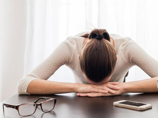 According to a study published in the journal Human Factors, emotional stress and frustration can leave you physically exhausted.