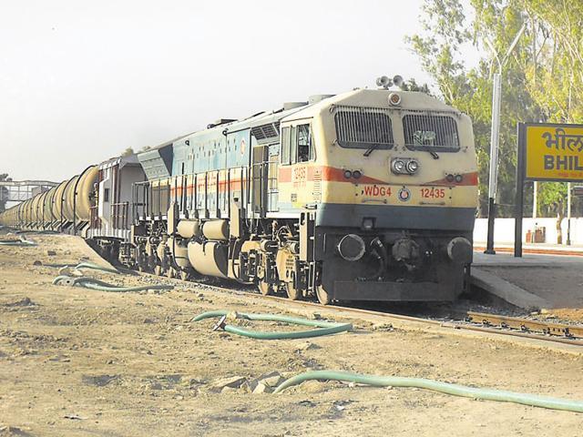 Rajasthan,Bhilwara,'Water' Express
