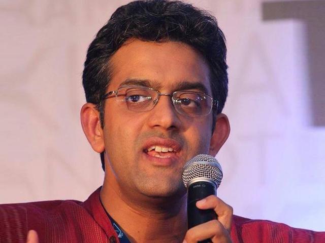 Vikram Sampath,Bangalore Literature Festival,Sahitya Akadami Yuva Puraskar
