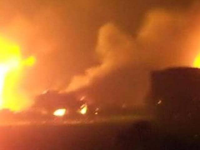Kinnaur,dynamite blast,Shongtong Karchham Hydro Electric Project