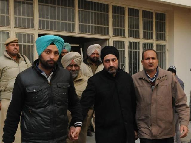Mastermind behind Punjab chief minister Beant Singh's assassination Jagtar Singh Tara.