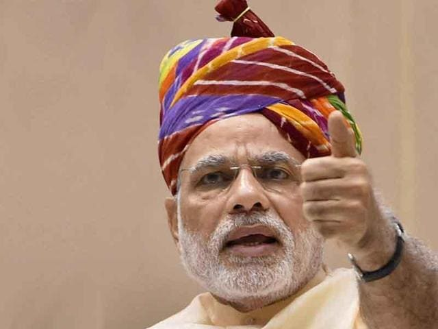 In his monthly Mann ki Baat programme, PM Modi urged citizens to conserve energy to help combat climate change.