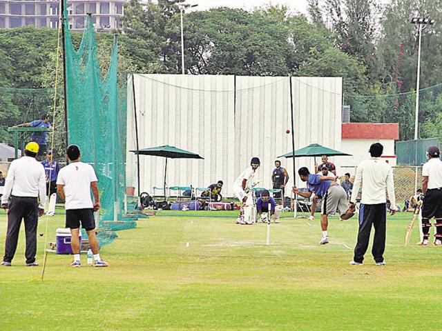 The stadium, spread across 39 acres, has been hosting local cricket tournaments for some time now.