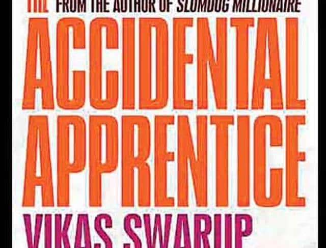 Vikas Swarup's The Accidental Apprentice is a favourite with Bollywood filmmakers.