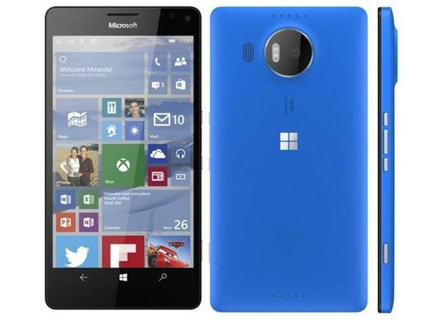 The Lumia 950 and 950 XL are the  first high-end flagships phones that Microsoft has released in almost two years.