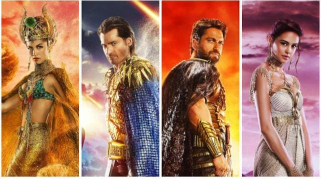 Can you spot the diversity in the cast of Gods of Egypt?