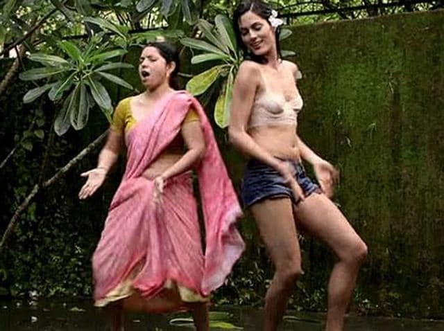 It's not all fun and games in Angry Indian Goddesses.