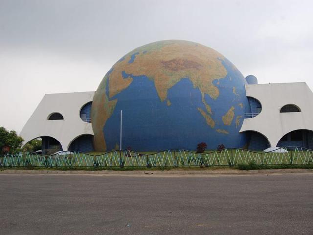 Kapurthala's Pushpa Gujral Science City