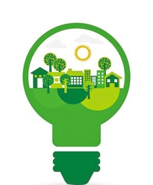 Green practices can be easily implemented in housing societies through simple, cost-effective steps