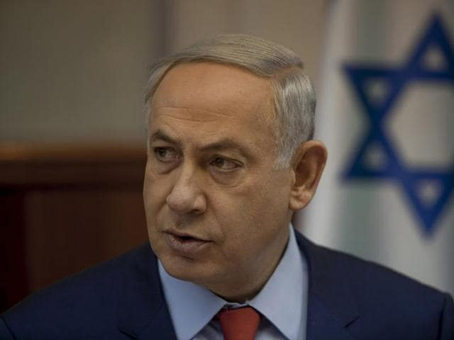 "Israel's Prime Minister Benjamin Netanyahu ordered the foreign ministry to carry out ""a reassessment of the involvement of EU bodies in everything that is connected to the diplomatic process with the Palestinians"", a ministry statement said."