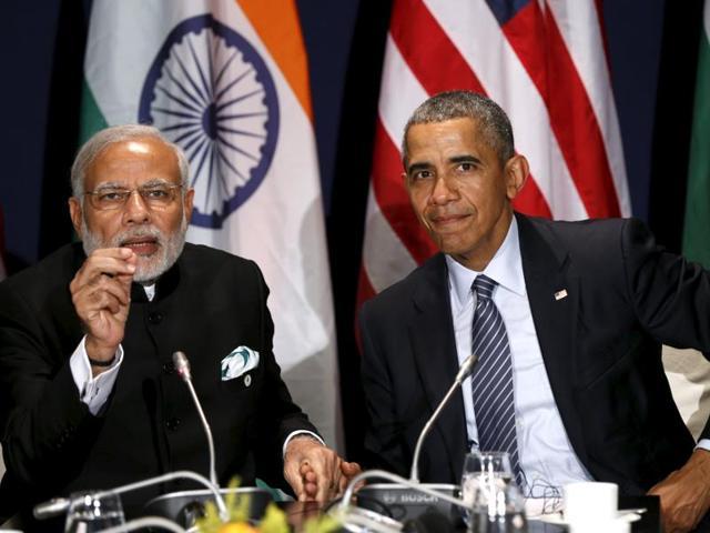 Modi-Obama meet