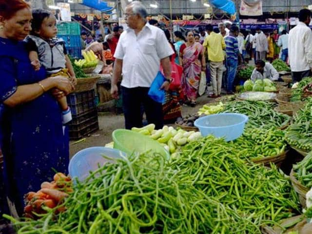 Prices of vegetables is witnessing a sharp fall in Punjab and Haryana, including Chandigarh.