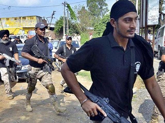 Punjab cops said if the terrorists did not enter India from Pathankot, they would have come from the J&K border, which again is guarded by the BSF.
