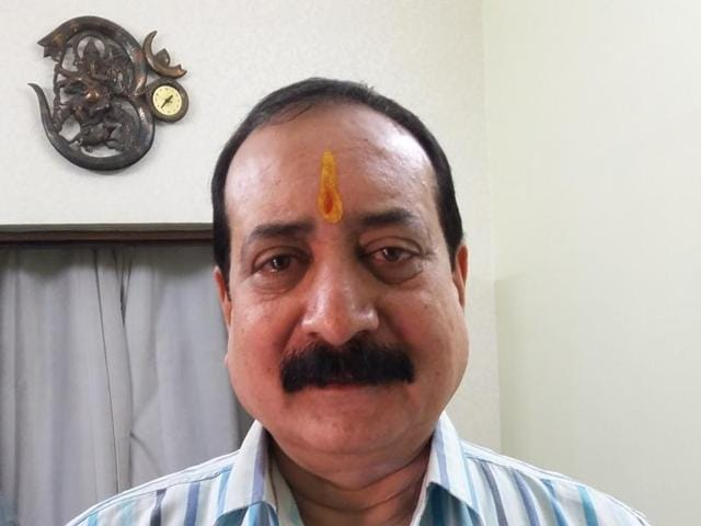 Anil Vaidya,cop to donate for welfare of policemen's children,MP police