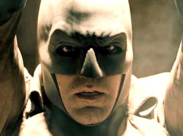 Batman versus Superman indeed.