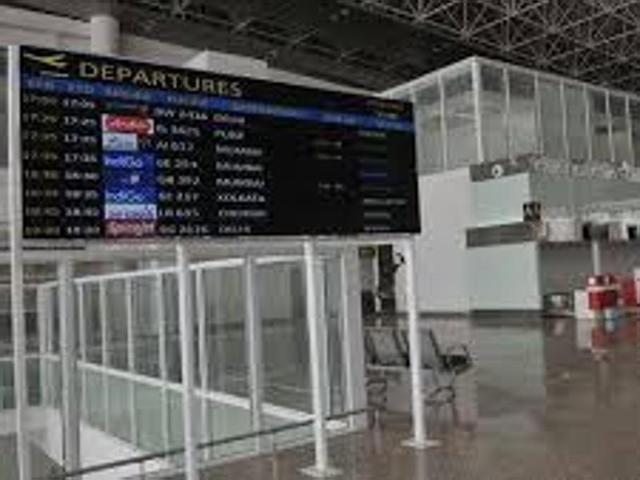 Chandigarh's international airport remains a domestic one