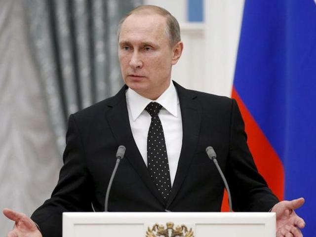 """Putin said that the downing of the plane was a """"huge mistake"""" and that he had not met with Turkish President Tayyip Erdogan in Paris"""