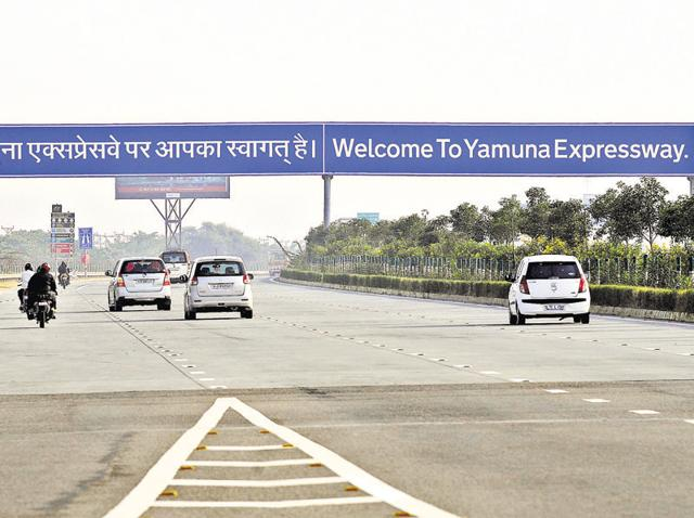Yamuna Expressway,accidents,road safety