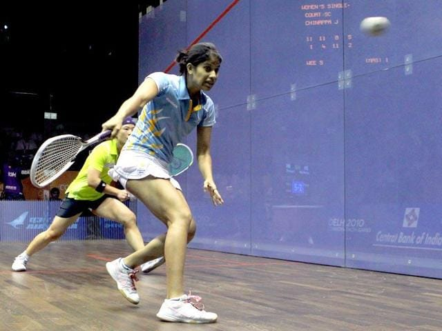 Joshna's victory over World No.1 Raneem El Welily of Egypt in the first round had helped her climb up the ladder.