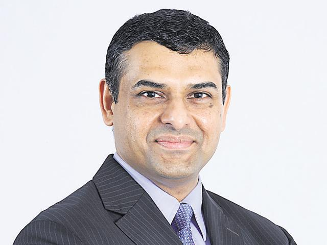 File photo of Tata Sons brand custodian and member, group executive council, Mukund Rajan.