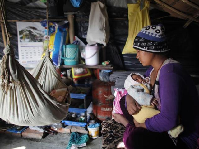 Child rights groups warned on Tuesday that shortages of fuel, medicine and other supplies in Nepal due to a border blockade with India are putting millions of children at the risk of disease and even death.