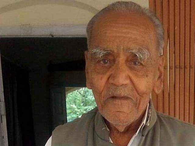 Rajmal Choradiya said he will meet the collector and then decide on his next step.