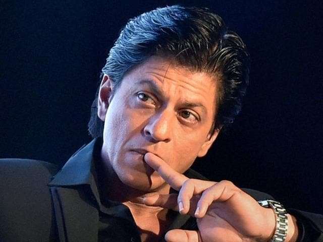 Shahrukh Khan during the launch of