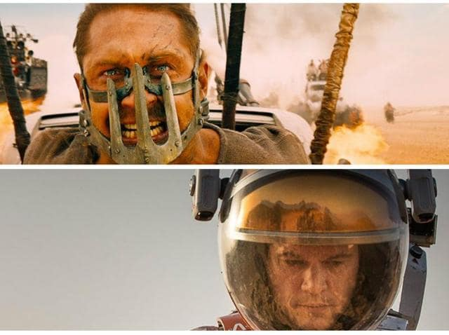 National Board of Review,NBR,Mad Max Fury Road