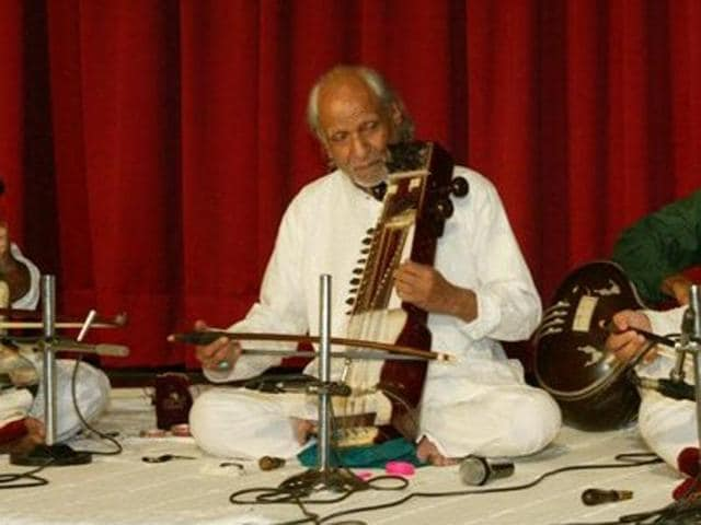 Ustad Sabri Khan,Sarangi Player Sabri Khan,Indian Classical Music