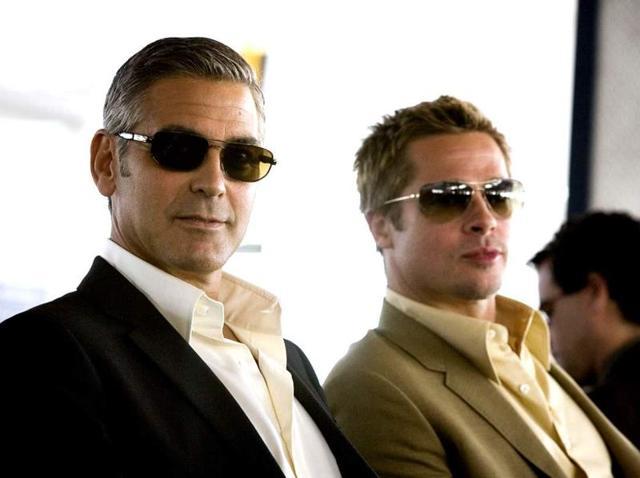 George Clooney,Brad Pitt,The Big Short