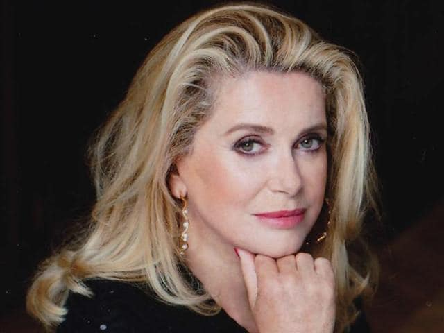 A leading French actor, Catherine Deneuve has worked in a number of celebrated films such as Francois Truffaut's The Last Metro, and Regis Wargnier's epic Indochine.(dubaifilmfest.com)