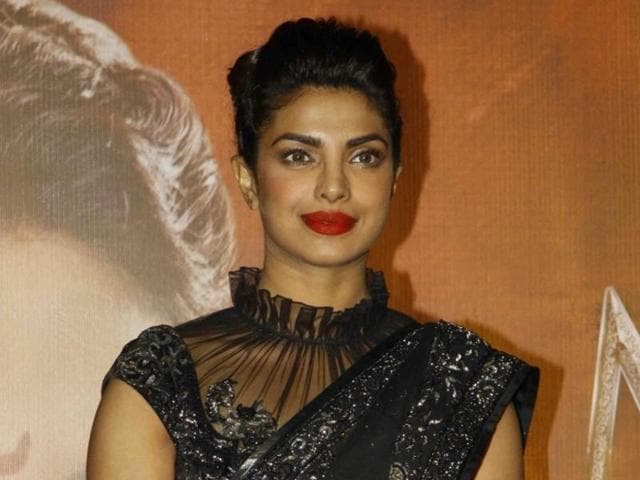 Priyanka Chopra is a star in Bollywood and American TV but she is not the one to rest on her past laurels, she already has plans to become a global star.