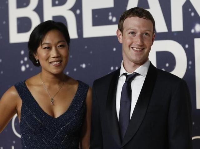 Mark Zuckerberg,Priscilla Chan,Philanthropist
