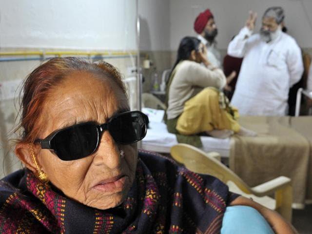 Ambala,eye suregry,Dr Charanjit Singh