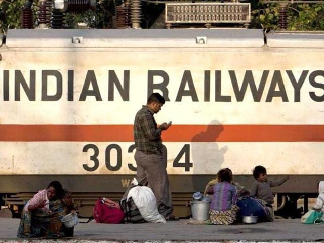Senior officials in the ministry said railway minister Suresh Prabhu has proposed farming out the job to public sector insurance companies.(AFP File Photo)