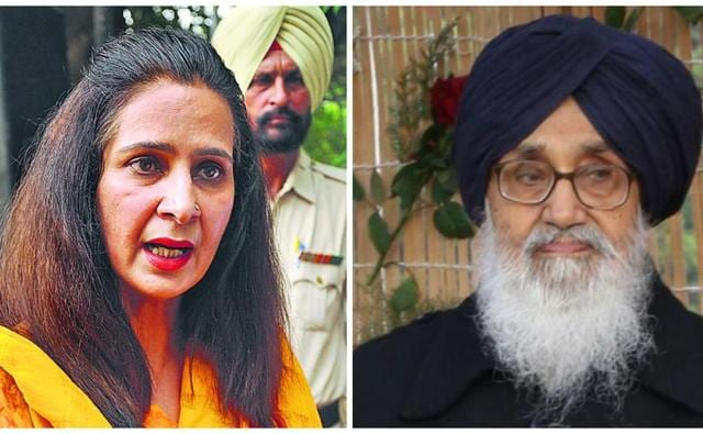"""Badal, who was talking to mediapersons on the sidelines of the Sangat Darshan, said, """"Should I seek her consent on the issue whether these rallies should be organised?"""""""