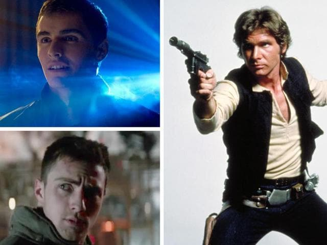Could one of these actors be the new Han Solo?