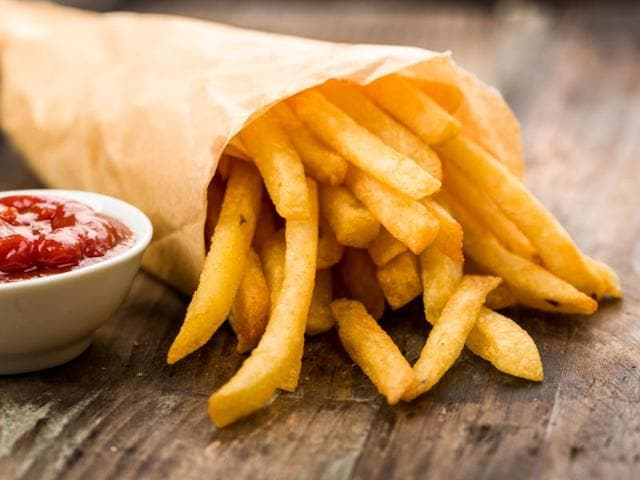 Researchers say that French fries contain acrylamide, a chemical that poses a risk for several types in cancer.