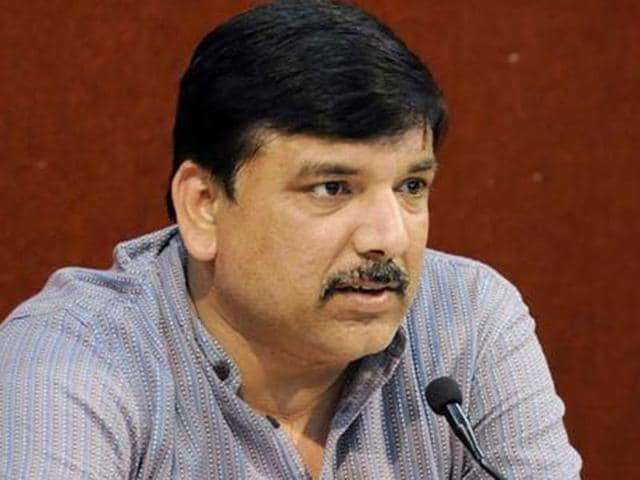 """Sanjay Singh, who is also in charge of Punjab affairs in the party, was here to oversee the first meeting of the party's women's wing under the """"Mahila Shakti Abhiyan"""" banner."""
