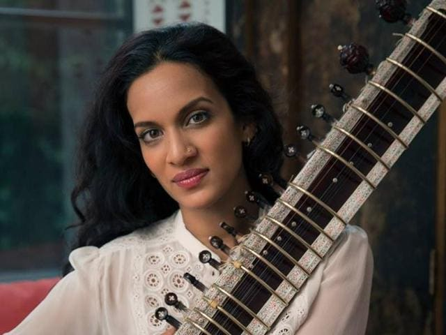 Sitar player Anoushka Shankar has been nominated for the Grammys on four occasions and has eight studio albums to her credit. She will soon begin a multi-city tour in India.(AnoushkaShankar/Facebook)