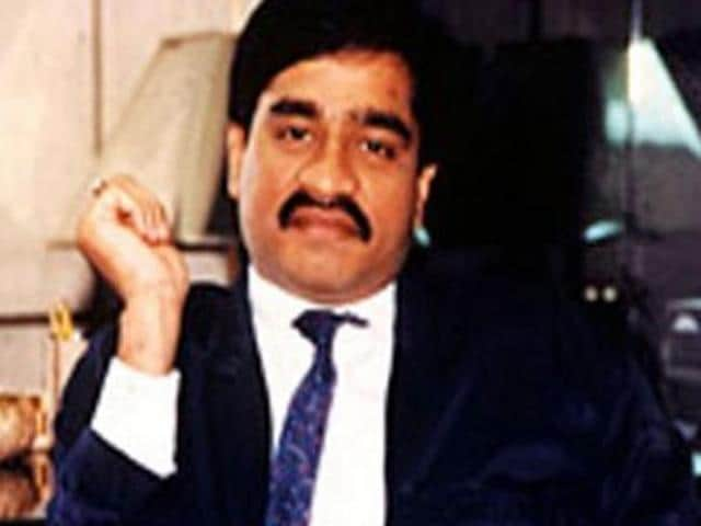 Underworld don Dawood Ibrahim. As the links of organised crime networks emerged in the murder of BJP leaders, the government decided to hand over the case to National Investigation Agency. (HT File Photo)