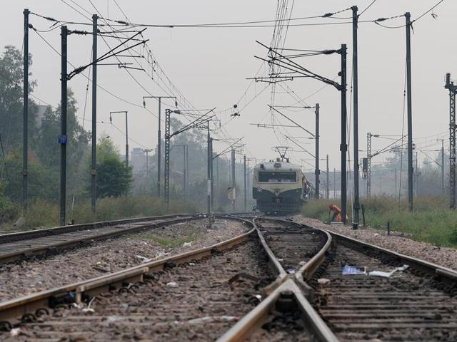 Officials at the Ambala division of the railways said the schedule would be effective for two months starting January.