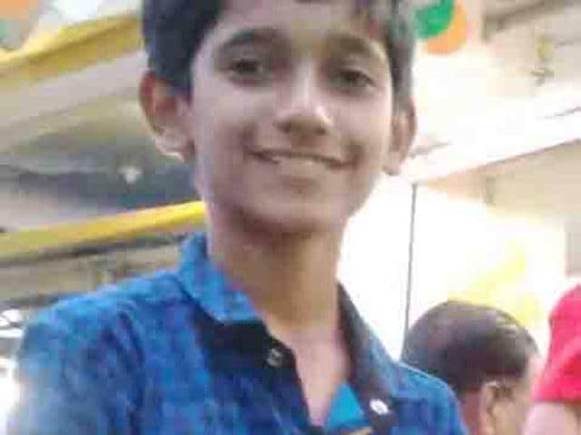 Kartik had gone missing from the coaching institute on Tuesday, following which his father had received a ransom call.
