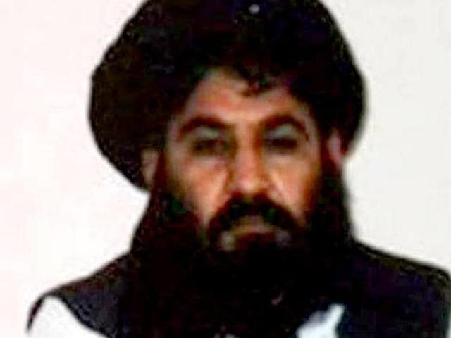 Mullah Akhtar Mohammad Mansour, who rose to power as Taliban's new leader following Mullah Omar's death, is seen in this undated handout photograph.