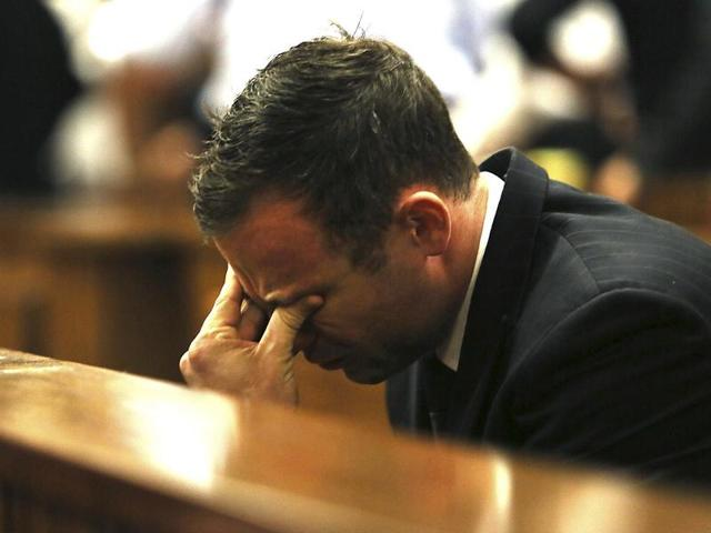 File photo of olympian Oscar Pistorius