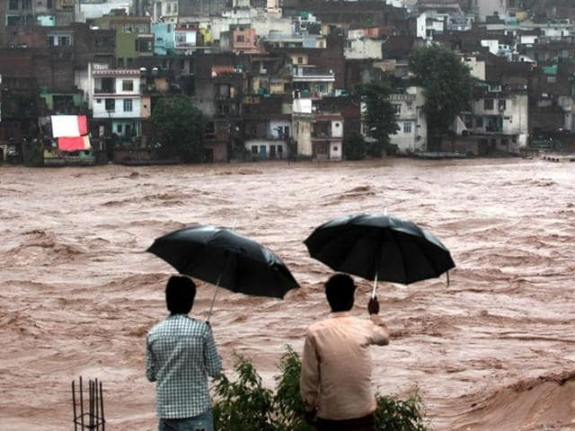Incessant rains and flooding across Jammu and Kashmir in September 2014 had battered the state.