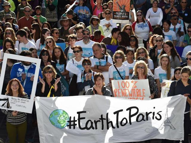 2015 Paris climate summit