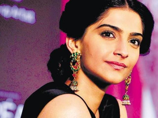 Sonam will soon launch her clothing line. (AFP)